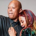 Babes Wodumo Shares Before And After Photos With Mampintsha