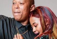 Watch Mampintsha And Babes Wodumo Perform At Their Own Wedding Ceremony