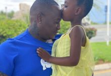 Fans Curious As Jub Jub Shares Photos With Baby Girl
