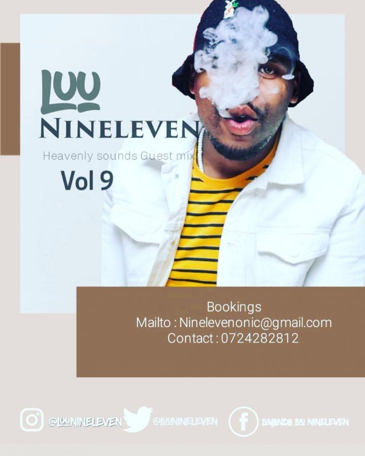 """Luu Nineleven drops new mix """"Heavenly Sounds Guest Mix Vol. 9"""""""