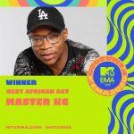 Master KG Beats Burna & Rema To Clinch 2020 MTV EMAs