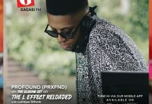 Profound Announced As A Guest Resident DJ On Gagasi FM