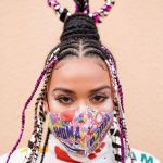 Sho Madjozi Launches Limited Edition Kids & Adult Face Masks