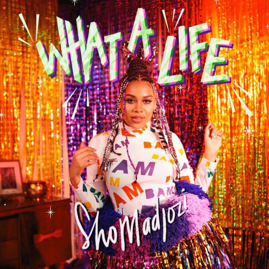 Sho Madjozi Shares Artwork And Tracklist For Album What A Life Album