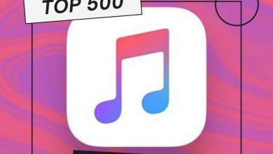 Top 500 Albums (iTunes)