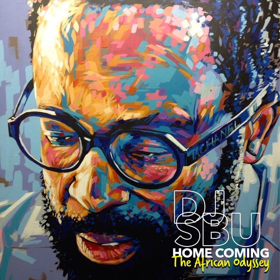DJ Sbu - Home Coming - The African Odyssey