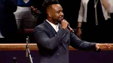 VaShawn Mitchell – Joy (The Home For Christmas Sessions)