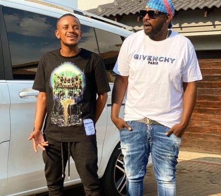 Dj Maphorisa Reveals Why He Chose Working With Scorpion Kings Partner, Kabza De Small