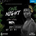 BET Africa set to broadcast One Night With Ami Faku