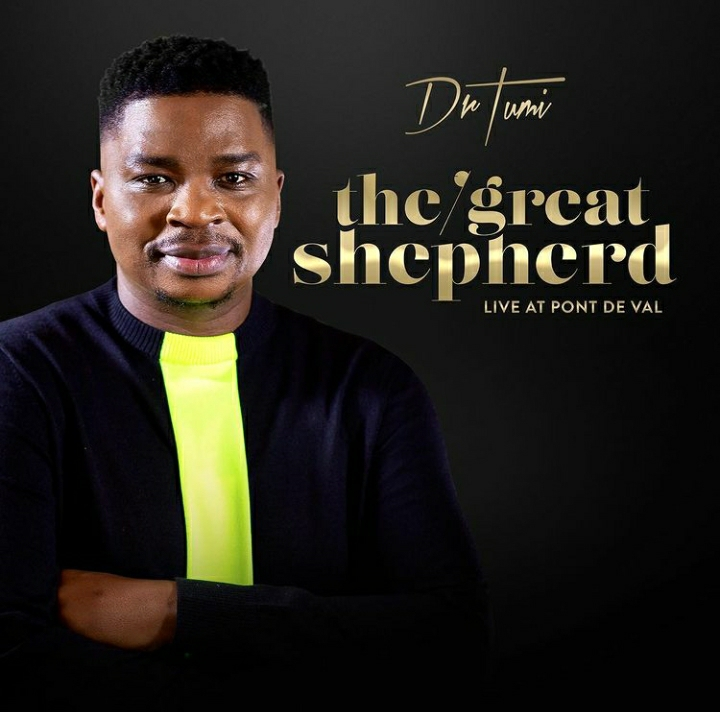 """Dr Tumi Announces Upcoming Project """"The Great Shepperd"""", Live At Pont De Val"""