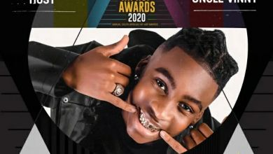 Uncle Vinny To Host The South African Hip Hop Awards Airing On SABC1 Tomorrow