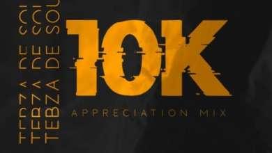 Tebza De SouL Drops 10K Appreciation Mix