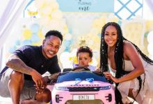 Priddy Ugly and Bontle Modiselle celebrate daughter's 1st birthday