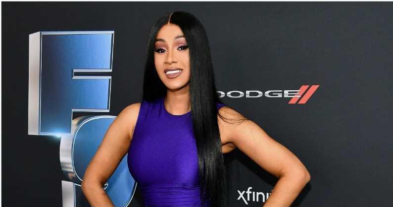 Cardi B Is First Female Rapper To Earn Diamond Certification For Single