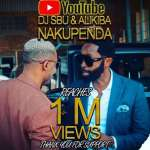 DJ Sbu & Alikiba's Nakupenda Music Video Hits Over 1 Million Views In 24 Hours