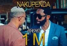 DJ Sbu & Alikiba's Nakupenda Music Video Hits Over 1 Million Views In 24 Hours