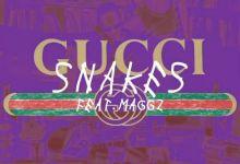 Da L.E.S Unleashes Gucci Snakes With Maggz