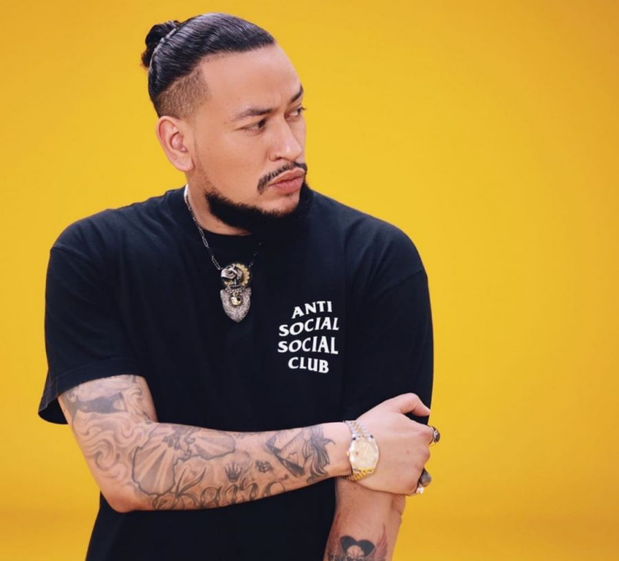 AKA Gives Clues On The Type of Ladies He Dates