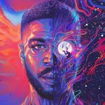 "Kid Cudi Drops Sophomore Project New ""Man On The Moon III: The Chosen"" Album 