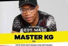 Master KG Seeks Votes After  MTV MAMA Kampala 2021 Nomination