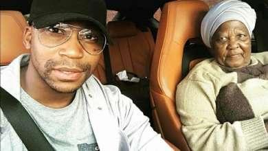 NaakMusiQ's bids his late grandmother goodbye