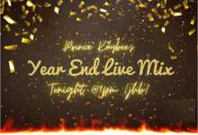 Prince Kaybee – 2020 Year End DJ Live Mix
