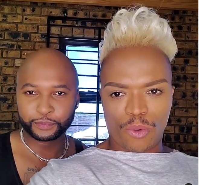 Vusi Nova Finally Addresss Rumours Of Dating Somizi