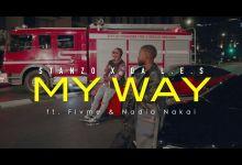 Stanzo & Da L.E.S Drop My Way Ft. Flvme & Nadia Nakai