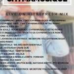 Chymamusique – Live On Hitrefresh