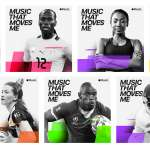 """Apple Music's """"Music That Moves Me"""" features Mzansi's favourite sports stars"""