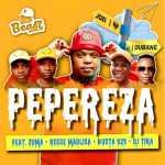 Beast RSA Premieres Pepereza Ft. Reece Madlisa, Busta 929, DJ Tira & Zuma