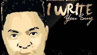 Brilliant Baloyi - I Write You Sing (Live)
