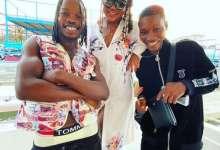 Busiswa Joins The Marlian Movement, Becomes Zinoleesky Godmother