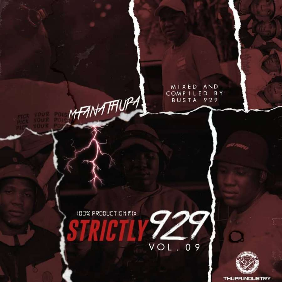 Busta 929 – Strictly 929 Vol. 09