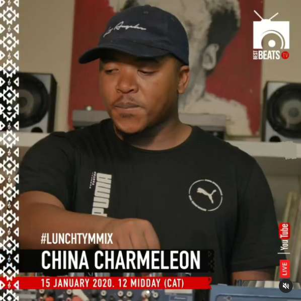 China Charmeleon Drops Lunch Tym Mix ( #LunchTymMix)