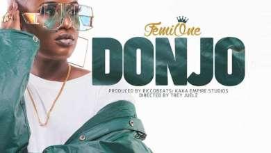 Femi One – Donjo