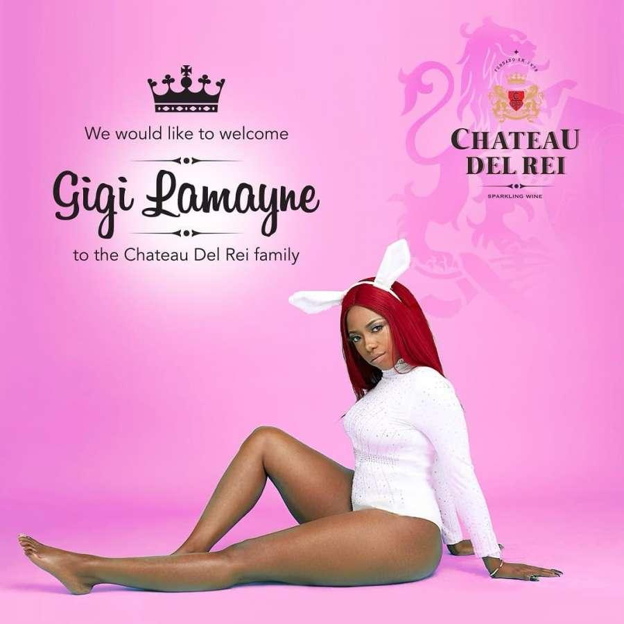 Gigi Lamayne Announces New Endorsement With Chateau Del Rei
