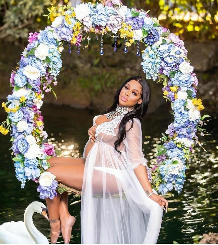 Gucci Mane gifts wife, Keyshia $1M push present