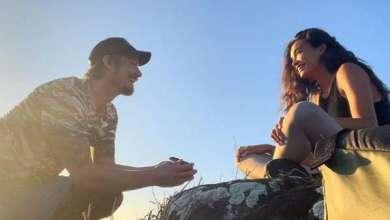 Joel Kinnaman & Model Kelly Gale Engaged