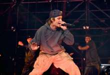Justin Bieber Makes Triumphant Return To Live Stage With Global Nye Livestream Concert Presented By T-mobile
