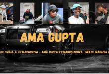 Kabza De Small & DJ Maphorisa – Ama Gupta (Live Mix)