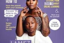 Khuli Chana & Lamiez Holworthy Cover Careers Magazine February Issue