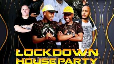 Lockdown House Party Saturday 9th January 2021 Lineup