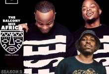 Major League & De Mthuda – Amapiano Live Balcony Mix B2B (S2 EP3)