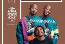 Major League DJz & Kabza De Small - Amapiano Live Balcony Mix Africa B2B (S2 EP2)