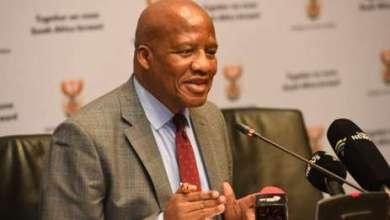 Minister Jackson Mthembu Dead of COVID-19 At 62