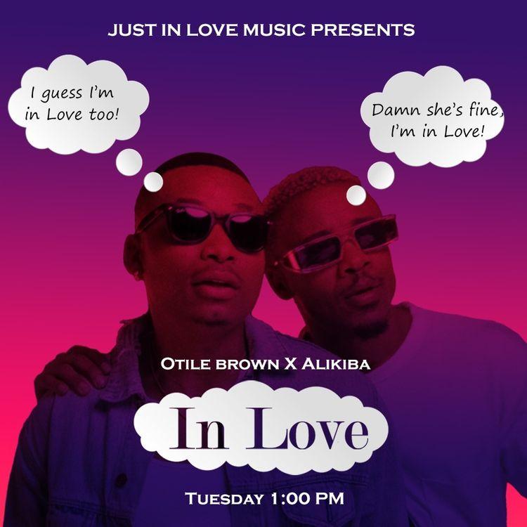 Otile Brown & Alikiba Premiere In LOVE