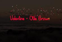 Otile Brown – Valentine