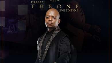 Presss - THRONE (Live Edition)