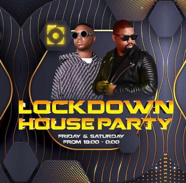 Shimza And PH Re-introduces Lockdown House Party As Mzansi Goes On Nationwide Lockdown Again